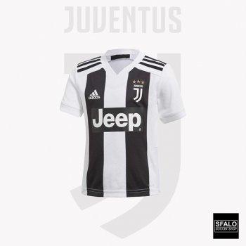 Adidas Juventus 18/19 (H) (Youth) S/S Jersey CF3496