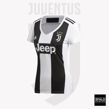 Adidas Juventus 18/19 (H) (Woman) S/S Jersey CF3497