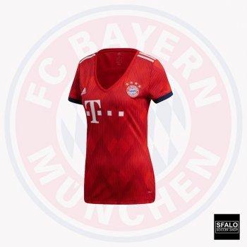 Adidas Bayern Munich 18/19 (H) (Woman) S/S Jersey CF5425