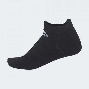 Adidas Alphaskin Maximum Cushioning No-Show Socks - Black CV7592