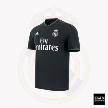 Adidas Real Madrid 18/19 (A) LFP Version S/S Jersey CG0534