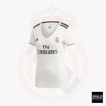Adidas Real Madrid 18/19 (H) (Woman) S/S Jersey CG0545