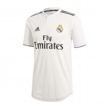 Adidas Real Madrid 18/19 (H) Authentic S/S Jersey CG0561