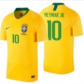 Nike National Team 2018 Brasil CBF (H) S/S Jersey 893856-749 + PLAYER NAMESET