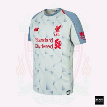 New Balance Liverpool 18/19 (3rd) Kids Jersey