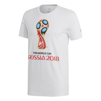 ADIDAS FIFA 2018 WC EMBLEM WOMENS TEE CW2081