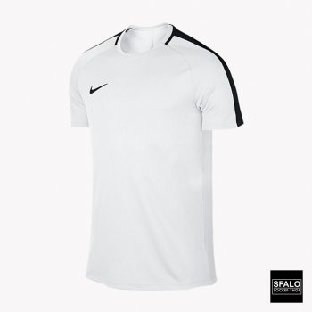 Nike AS M NK DRY ACDMY TOP SS WHITE/BLACK/BLA 832968-100