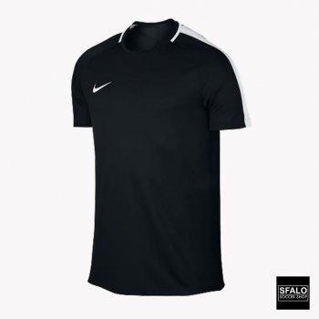 Nike Y NK DRY ACDMY TOP SS BLACK/WHITE/WHITE 832969-010