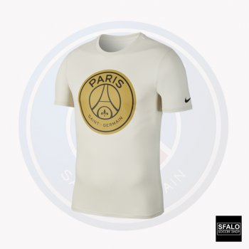 Nike AS PSG M NK TEE EVERGREEN CRES LIGHT BON 898626-072