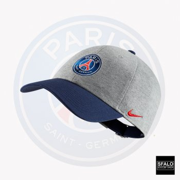 Nike PSG U NK H86 CAP SSNL DK GREY HEATHER/CH 916575-064