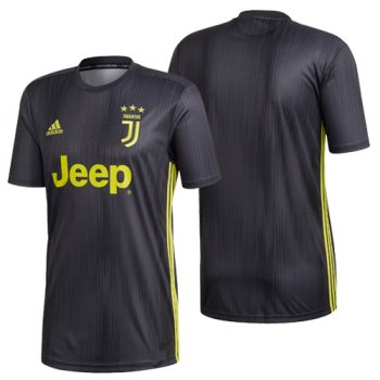 Adidas Juventus 18/19 (3rd) S/S Jersey DP0455 With Club Nameset