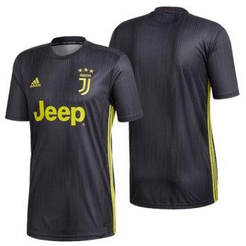 Adidas Juventus 18/19 (3rd) S/S Jersey DP0455 With Club Nameset