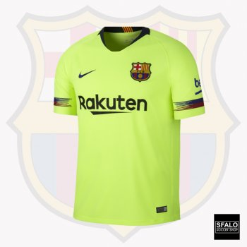 Nike FC Barcelona 18-19 (A) Jersey 918990-703 with Nameset