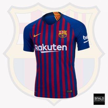 Nike FC Barcelona 18/19  (H) S/S Men's Vapor Jersey 894417-456