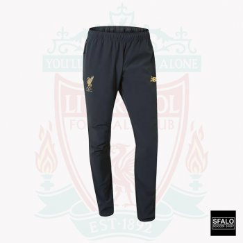 New Balance Liverpool FC 18/19 Managers Woven Pant MP831286 PHM