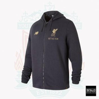 New Balance Liverpool FC 18/19 Managers Hoodies MT831285PHM
