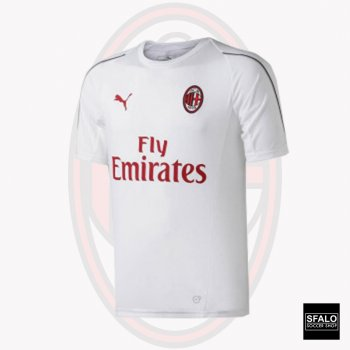 Puma AC Milan 18/19 Training Jersey White 754459-03