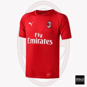 Puma AC Milan 18/19 Training Jersey Red 754459-02