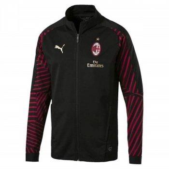PUMA AC Milan 18/19 Stadium Jacket Black 754453-10