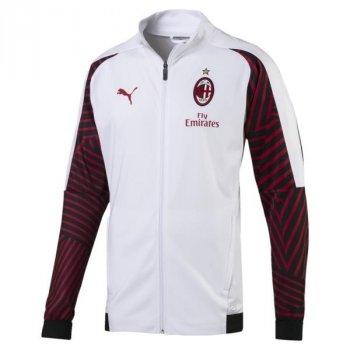 PUMA AC Milan 18/19 Stadium Jacket White 754453-03