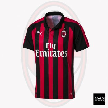 PUMA AC Milan 18/19 (H) Kid's Jersey  754421-06