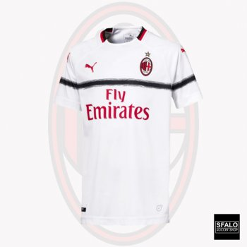 PUMA AC Milan 18/19 (A) Kid's Jersey  754427-03