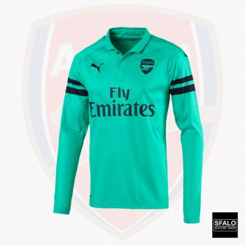Puma Arsenal FC 18/19 (3rd) L/S Men's Jersey 753218-02