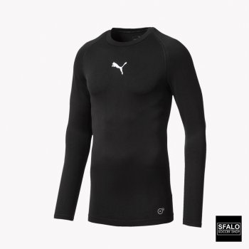 PUMA ftblNXT Baselayer L/S - Black 655808-01