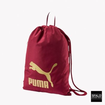 Puma Original Gym Sack - Peacoat Graphic 074812-12