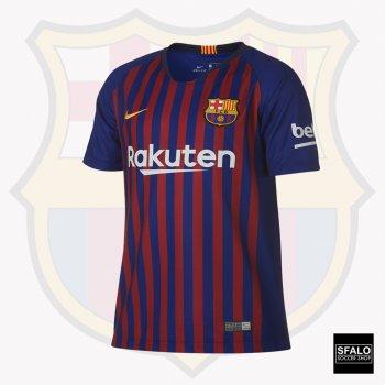 Nike FC Barcelona  18/19 (H)  Kid's Jersey 894458-456