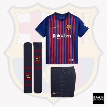 Nike FC Barcelona  18/19 (H) Baby Set 894485-456
