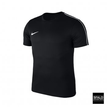 Nike Park 18 SS Kid's Training Top - Black AA2057-010