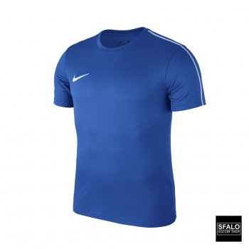 Nike Park 18 SS Kid's Training Top - Blue AA2057-463