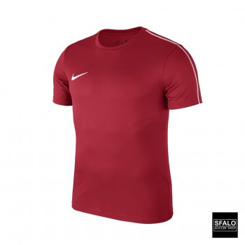 Nike Park 18 SS Kid's Training Top - Red AA2057-657