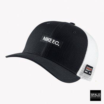 Nike F.C. CLC99 Cap Black/White AJ6511-011