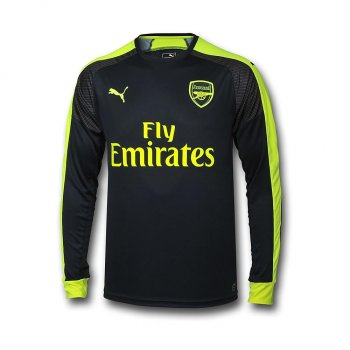 Puma Arsenal 16/17 (3RD) L/S With EPL Nameset & Badge 749717-05