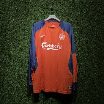 Reebok Liverpool 02/04 (A) GK Jersey L/S