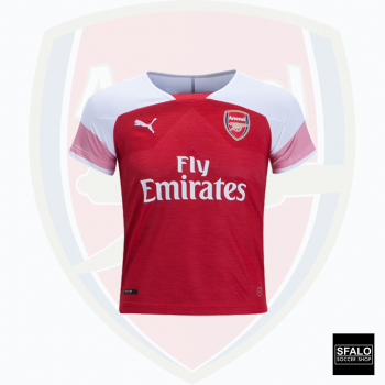 Puma Arsenal FC 18/19 (Home) S/S Kids Jersey 753211-12