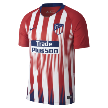 Nike Atletico Madrid 18/19 (H) S/S w/Player Printing 918985-612