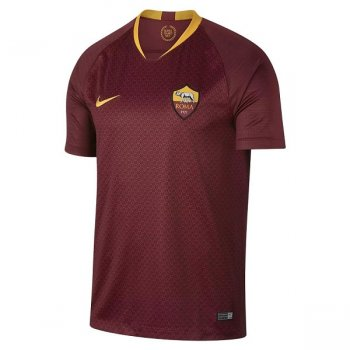Nike AS Roma 18/19 (H) Men's Jersey 919020-677 w/ nameset