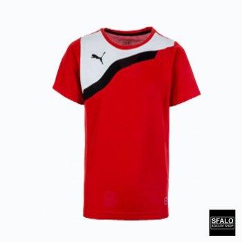 PUMA BTS Shirt RD/WHT 654596-01