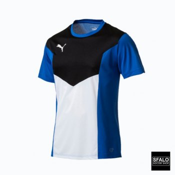 PUMA ftblTRG Shirt BU/BK/WHT 655207-23