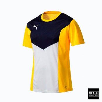 PUMA ftblTRG Shirt YEL/BK/WHT 655207-57