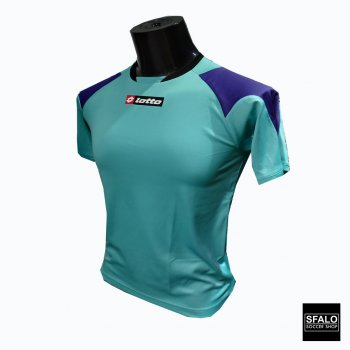 LOTTO Jersey Matrix Tiffany Green/Bloom K1031