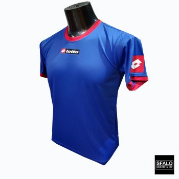 LOTTO Jersey SPC-Dazzling Blue/Flame K1029