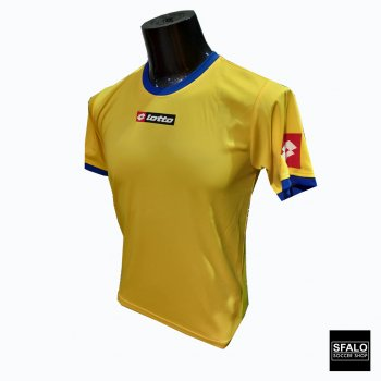 LOTTO Jersey SPC-Yellow/Dazzling blue K1028