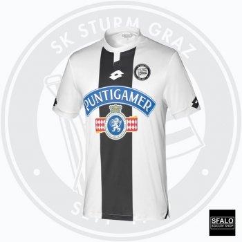 Lotto SK Sturm Graz 18/19 (Away) S/S T8404