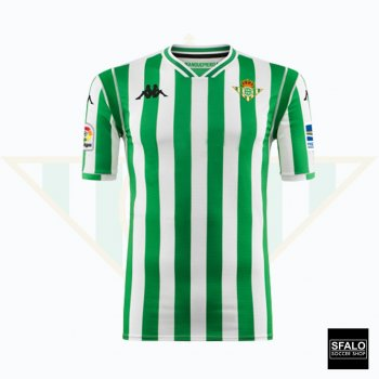 Kappa Real Betis 18/19 (H) With #8 Inui S/S 304IAH0 with club Nameset