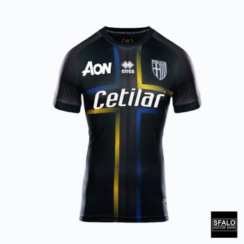 Errea Parma Calcio 1913 18/19 (3rd) Jersey With Nameset