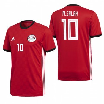Adidas Egypt 2018 Worldcup (H) Jersey with Salah Nameset